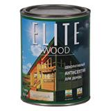 Декоративный тиксотропный антисептик Elite Wood